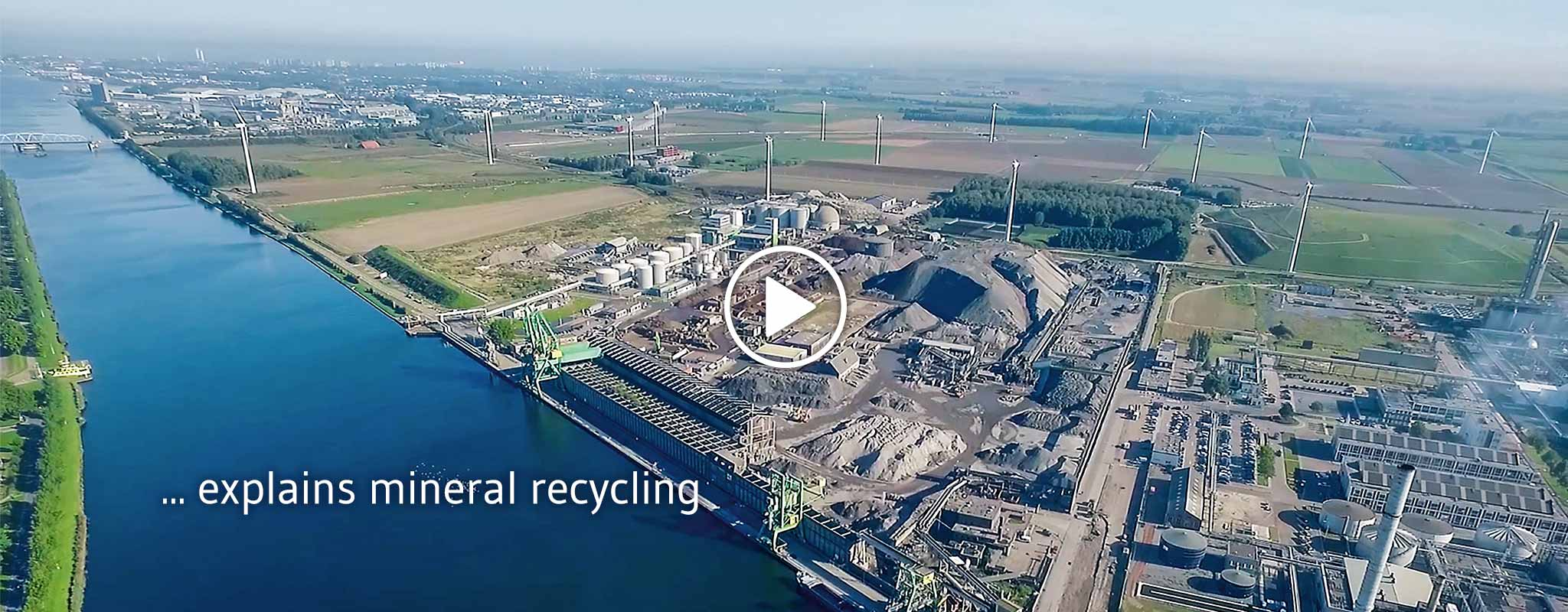 Film series explains mineral waste recycling and processing technologies