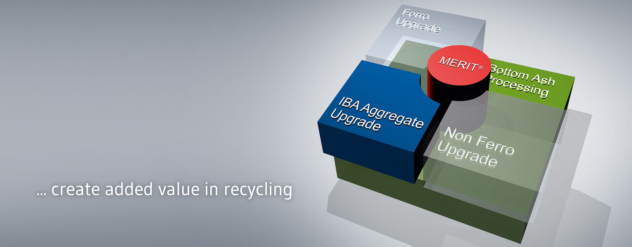 IBA recycling technologies optimise secondary aggregates and metal recovery