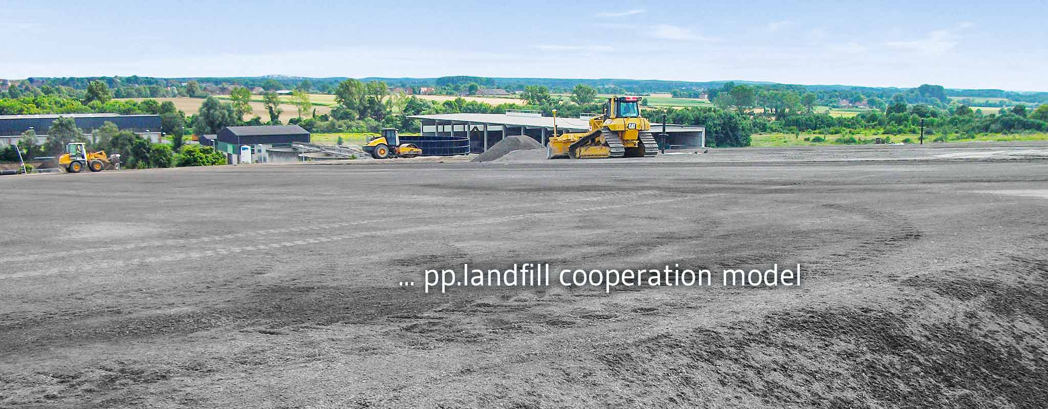 public private partnership model for landfill sites
